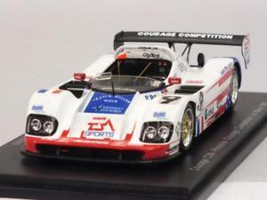 【送料無料】模型車 モデルカー スポーツカー ポルシェ#ルマンアンドレッティアンドレッティスパークcourage c36 porsche 9 le mans 1997 andretti andretti 143 spark s3675