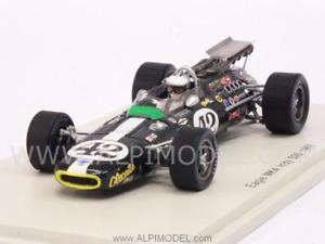 【送料無料】模型車 モデルカー スポーツカー イーグル#インディデニースパークeagle mk4 42 indy 500 1968 denny 143 spark s4258