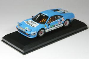 【送料無料】模型車 モデルカー スポーツカー モデルフェラーリラリーコートイングレス143 model best ferrari 308 gtb rallye cote ingles 1985