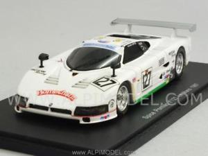 【送料無料】模型車 モデルカー スポーツカー スパイスポンティアック#ルマンアダムススパークspice pontiac 127 le mans 1987 adams duxbury 143 spark s3589