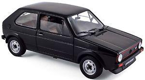 【送料無料】模型車 モデルカー スポーツカー ゴルフnorev 188487 vw golf gti 1976 schwarz 118 neuovp