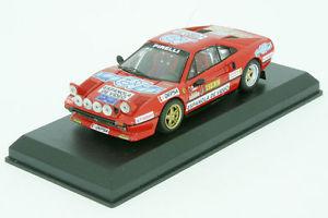 【送料無料】模型車 モデルカー スポーツカー フェラーリラリーディスパーニャベスト143 ferrari 308 gtb zanini rallye di spagna 1984 best 9524