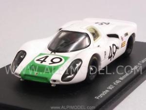 【送料無料】模型車 モデルカー スポーツカー ポルシェ#セブリングスパークporsche 907 49 winner sebring 1968 hermann 143 spark s4161