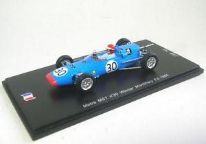 【送料無料】模型車 モデルカー スポーツカー matra ms1 30 winner montlhery f3 1965