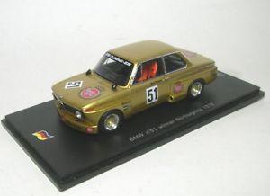 【送料無料】模型車 モデルカー スポーツカー ニュルブルクリンクbmw 2002 51 winner nrburgring 1976