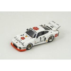 【送料無料】模型車 モデルカー スポーツカー スパークポルシェ#キロペスカローロsf032 spark 143 porsche 935 2 winner 1000km dijon 1978 bwollek hpescarolo