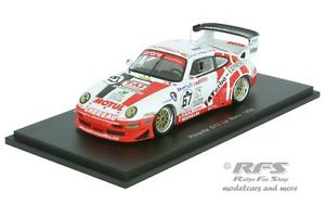 【送料無料】模型車 モデルカー スポーツカー ポルシェルマンボーデドスパークporsche 911 gt2 24h le mans 1999 jarier bourdais de thoisy 143 spark 4450