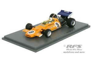 【送料無料】模型車 モデルカー スポーツカー マクラーレンフォードデニスヒュームフォーミュラモナコスパークmclaren m19a ford denis hulme formel 1 gp monaco 1971 143 spark 4293