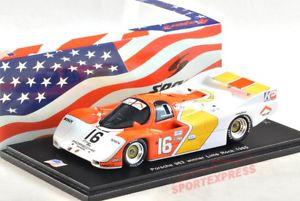 【送料無料】模型車 モデルカー スポーツカー ポルシェスパークライムロック#