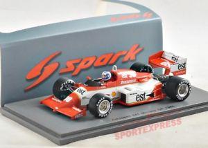 【送料無料】模型車 モデルカー スポーツカー スパークモナコグランプリ# 143 spark s1873 zakspeed 841, monaco gp 1985, 30