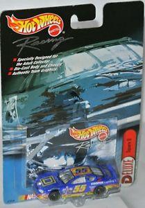 【送料無料】模型車 モデルカー スポーツカー ホットホイール#シボレークーパーケニーウォレスhot wheels 55 chevy nascar 1999 * square d cooper * kenny wallace 164