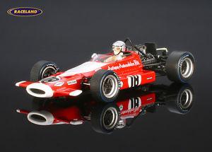 【送料無料】模型車 モデルカー スポーツカー マクラーレンコスワースオランダスパークmclaren m7a cosworth f1 10 gp holland 1969 vic elford, spark 143, s3126