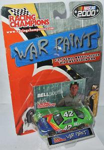 【送料無料】模型車 モデルカー スポーツカー #レースケニーアーウィン42 raced chevy nascar 2000 * bell south * kenny irwin 164