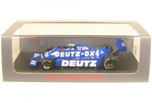 【送料無料】模型車 モデルカー スポーツカー ティレルアフリカフォーミュラウィルソンtyrrell 010 4 south african gp formula 1 1981 desire wilson