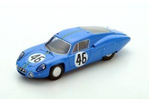 【送料無料】模型車 モデルカー スポーツカー アルパイン#ドエステルマンスパークalpine m64 46 morroghde lageneste le mans 1964 spark 143 s5680