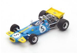 【送料無料】模型車 モデルカー スポーツカー ブラバム#ブラバムモナコグランプリスパークbrabham bt33 5 jbrabham 2nd gp monaco 1970 spark 143 s4781