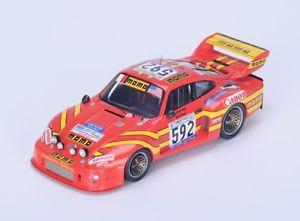 【送料無料】模型車 モデルカー スポーツカー ポルシェ#モレッティジャイロスパークporsche 935 592 morettischon winner giro ditalia 1979 spark 143 si002