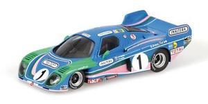 【送料無料】模型車 モデルカー スポーツカー グアテマラ#ルマンinaltera gt 1 beltoiseholbert le mans 1977 bizarre 143 bz225