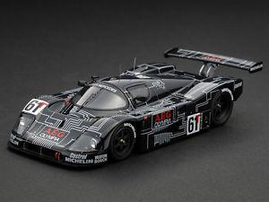【送料無料】模型車 モデルカー スポーツカー メルセデス#ルマンレーシングsauber mercedes c9 aeg 61t le mans 1988 hpi racing 143 8065