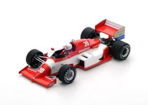 【送料無料】模型車 モデルカー スポーツカー #ダナーグランプリベルギースパークzakspeed 841 30 cdanner gp belgium 1985 spark 143 s1872