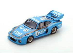 【送料無料】模型車 モデルカー スポーツカー ポルシェ#マカオギアレーススパークporsche 935 17 hadamczyk winner macau guia race 1979 spark 143 43mc79