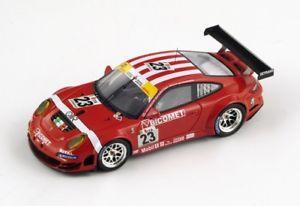 【送料無料】模型車 モデルカー スポーツカー ポルシェ#デュマスパークporsche 997 gt3 rsr 23 raggingerhenzlerdumas spa 2010 spark 143 sb001