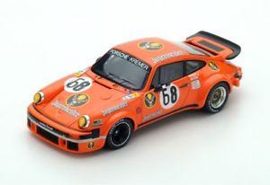 【送料無料】模型車 モデルカー スポーツカー ポルシェ#ルマンスパークporsche 934 68 poulainfeitlerholupdren le mans 1978 spark 143 s4424