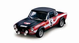 【送料無料】模型車 モデルカー スポーツカー フィアットアバルト#ピントサンスターモンテカルロfiat 124 abarth 5 pintobernacchini monte carlo 1973 sunstar 118 4943