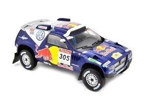 【送料無料】模型車 モデルカー スポーツカー フォルクスワーゲンレース#デヴィリエダカールラリーvw touareg race 305 de villiers winner dakar 2009 norev 118 188466