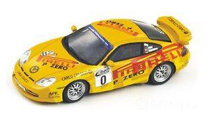 【送料無料】模型車 モデルカー スポーツカー ポルシェグアテマラ#ラリードイツスパークシングルporsche 996 gt3 0 wrohrl winner rally germany 2001 spark 143 sg017