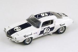 【送料無料】模型車 モデルカー スポーツカー シボレーカマロチャパラルレスリースパークchevrolet camaro chaparral 2 eleslie transam 1970 spark 143 s2603