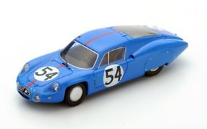 【送料無料】模型車 モデルカー スポーツカー アルパイン#グランドルマンスパークalpine m64 54 vidalgrandsire le mans 1964 spark 143 s5682