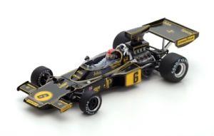 【送料無料】模型車 モデルカー スポーツカー ロータス#ジムクロフォードグランプリイタリアスパークlotus 72f 6jim crawford gp italy 1975 spark 143 s5347