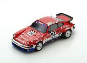 【送料無料】模型車 モデルカー スポーツカー ポルシェ#ルマンスパークporsche 934 94 almrasalmrashoepfner le mans 1980 spark 143 s5094