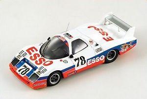 【送料無料】模型車 モデルカー スポーツカー プジョー#ルマンwm p78 peugeot 78 sourdmathiot le mans 1978 bizarre 143 bz015