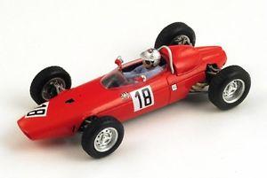 【送料無料】模型車 モデルカー スポーツカー #バーググランプリスパークbrm p57 18 gbaghetti gp germany 1964 spark 143 s1153
