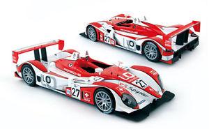 【送料無料】模型車 モデルカー スポーツカー ポルシェスパイダーチーム#porsche rs spyder team horag 27 spa 2008 norev 118 187520