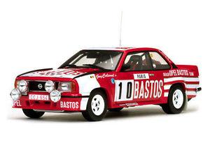 【送料無料】模型車 モデルカー スポーツカー オペルアスコナモンテカルロラリーサンスター118 opel ascona b 400 bastos colsoul rallye monte carlo 1982 sunstar 5363