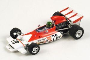 【送料無料】模型車 モデルカー スポーツカー #モナコグランプリスパークbrm p160b 28 rwisell gp monaco 1972 spark 143 s1742