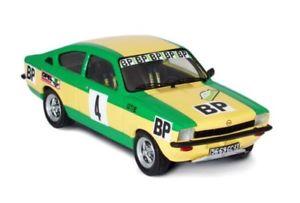 【送料無料】模型車 モデルカー スポーツカー オペル#ピステopel kadett gte 4 clarrsyer winner mille pistes 1976 trofu 143 2102