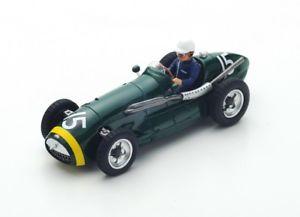 【送料無料】模型車 モデルカー スポーツカー コンノート#サルバドーリグランプリスパークconnaught a 15 rsalvadori gp germany 1953 spark 143 s4809