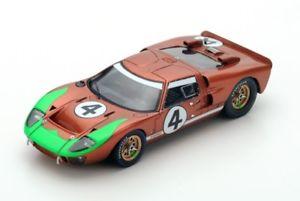 【送料無料】模型車 モデルカー スポーツカー フォード#ホーキンスルマンスパークford mkii 4 donohuehawkins le mans 1966 spark 143 s5181