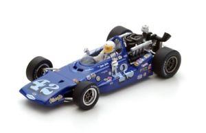【送料無料】模型車 モデルカー スポーツカー イーグル#ヒュームインディスパークeagle mk7 42 dhulme indy 500 1969 spark 143 s4263