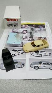 【送料無料】模型車 モデルカー スポーツカー キットアルファロメオスプリント#ルマントロンkit alfa romeo giulietta sprint sz coda tronca zagato 39 le mans 1962 tron 143