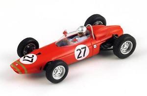 【送料無料】模型車 モデルカー スポーツカー #グランプリビアンキベルギースパークbrm p57 27 lbianchi gp belgium 1965 spark 143 s1737