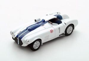 【送料無料】模型車 モデルカー スポーツカー #ルマンスパークcunningham c4r 1 cunninghambenett le mans 1954 spark 143 s2728