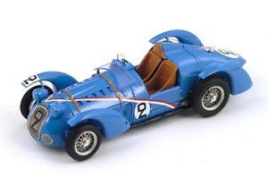 【送料無料】模型車 モデルカー スポーツカー #ルマンスパークdelahaye 145 2 comottidivo le mans 1938 spark 143 s2726