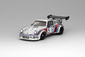 【送料無料】模型車 モデルカー スポーツカー ポルシェカレラターボキロマティーニブランズハッチtsm430154143 porsche 911 carrera rsr turbo 5 1974 brands hatch 1000km martini