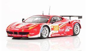 【送料無料】模型車 モデルカー スポーツカー フェラーリイタリア#エレットルマンferrari 458 italia gte 58 ehretjeannette le mans 2012 143 1343006
