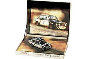 【送料無料】模型車 モデルカー スポーツカー レアルレアルフォードエスコートモデルラリーカースケールtrofeu brl04 brl05 brl06 ford escort mki amp; mkii model rally cars 143rd scale